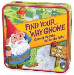 Find Your Way Gnome