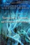 vampires scones