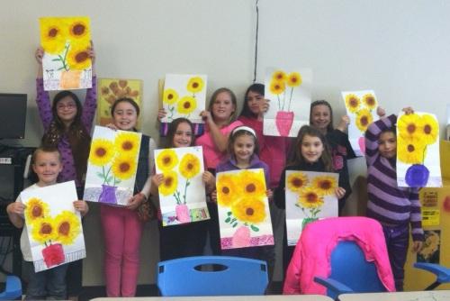 gs sunflowers